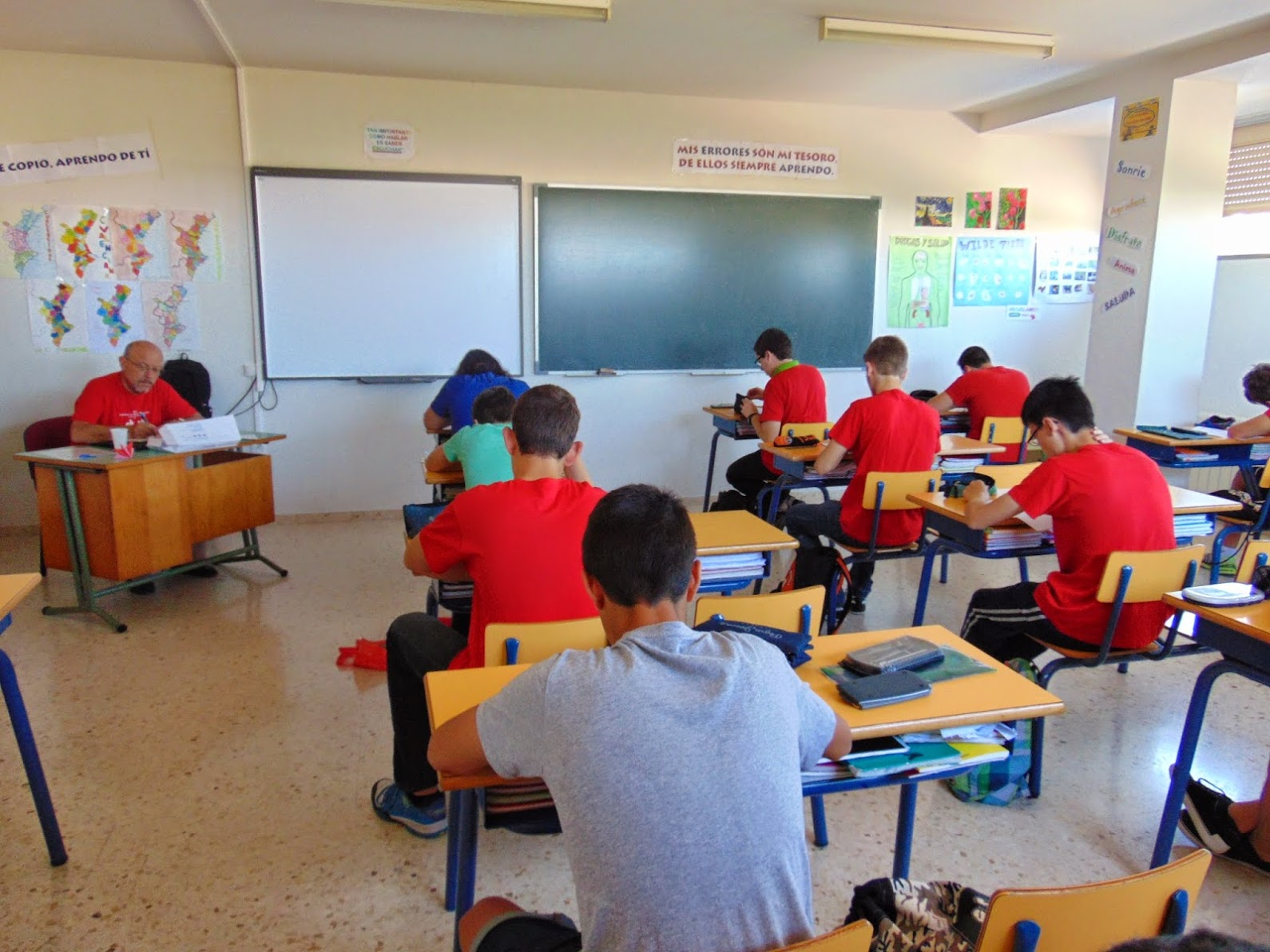 Admisión colegio Paidos Denia