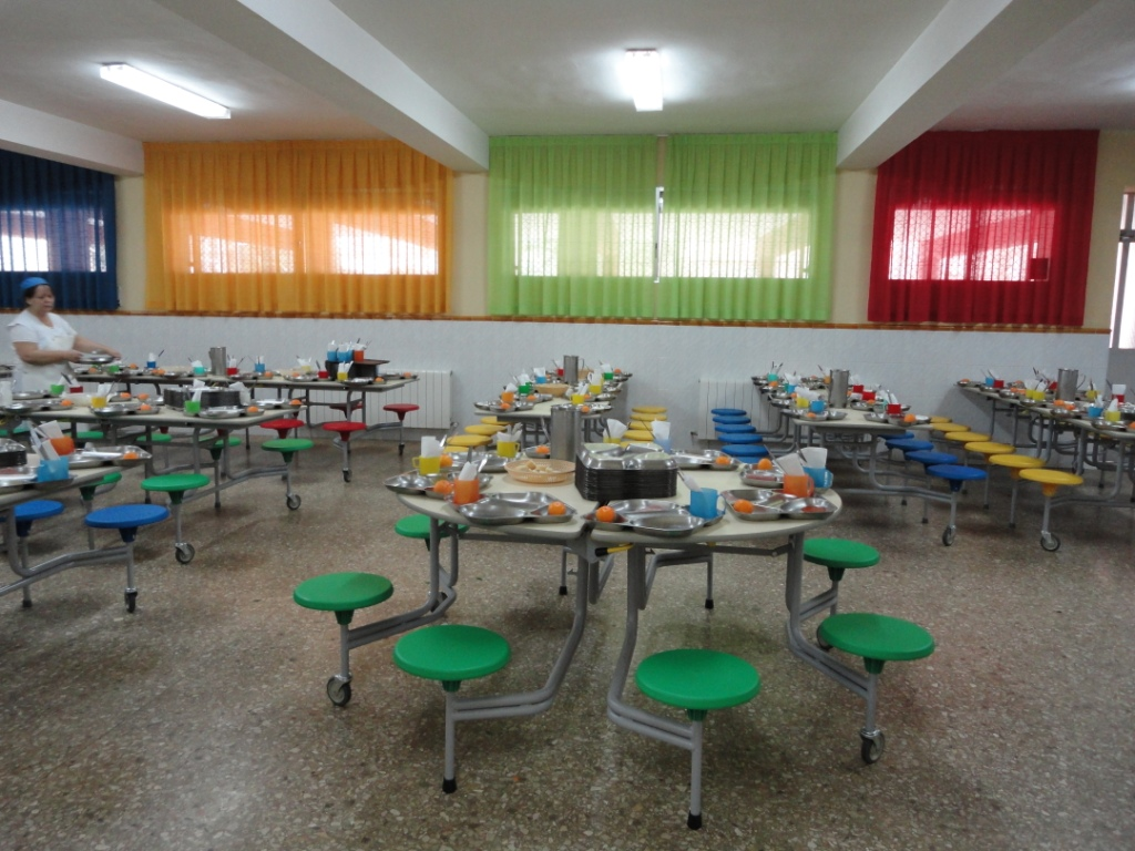 Colegio Paidos Dénia - Comedor