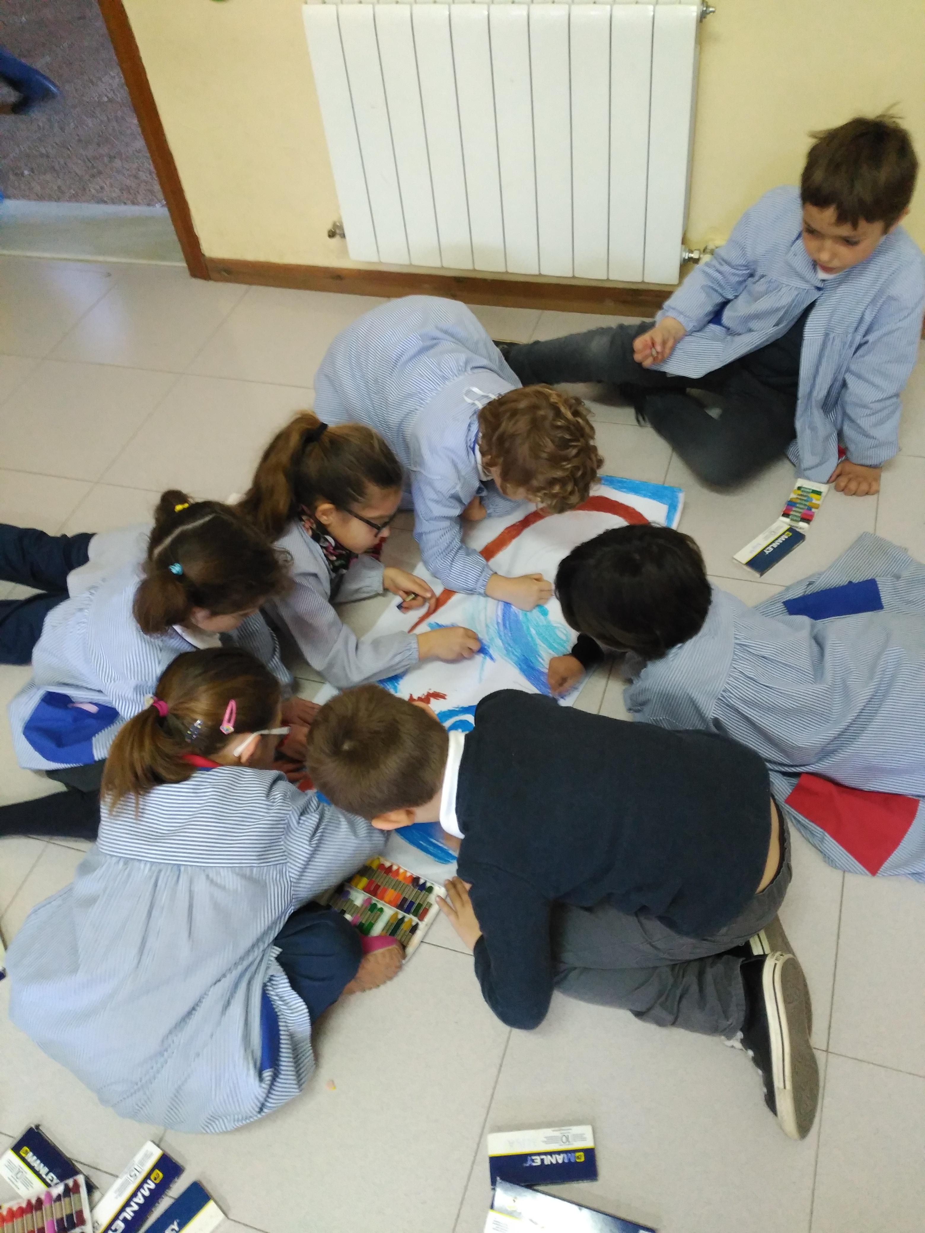 Proyectos de Primaria en colegio Paidos Denia