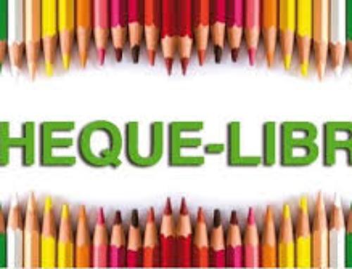 INFORMACIÓN    SOBRE   LA RECOGIDA  DEL   CHEQUE-LIBRO  Y  LA ENTREGA  DE LOS LIBROS (BANCO DE LIBROS)
