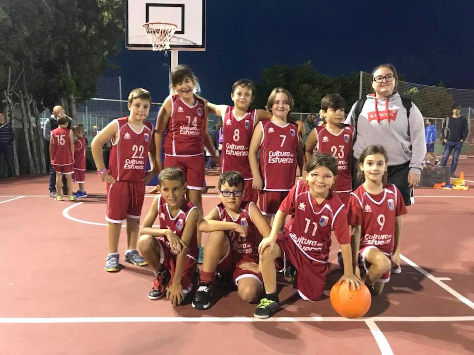 Baloncesto CD Paidos Denia