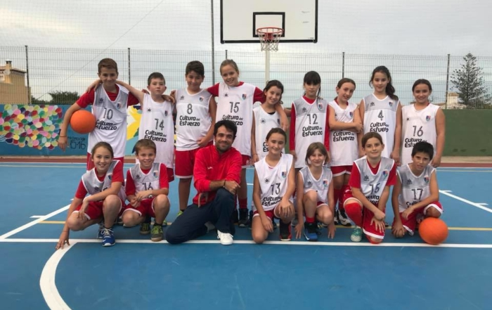 Baloncesto CD Paidos Denia