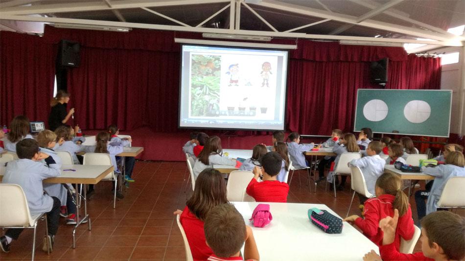 Taller de Horticultura Colegio Paidos Denia