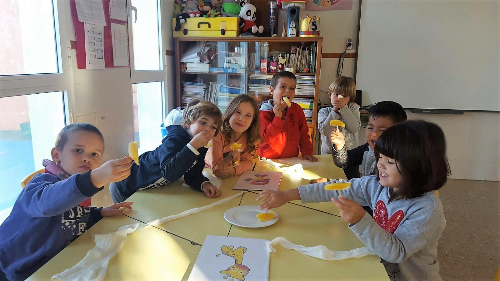 Colegio Paidos Dénia - Ayudas de Comedor para el Curso 2018/2019