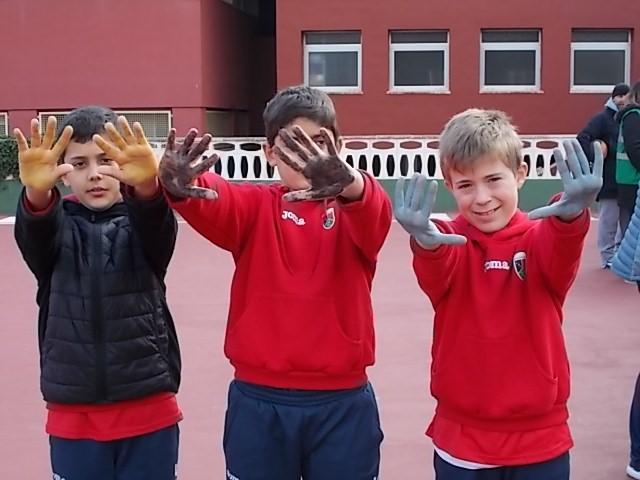 Colegio Paidos Denia Día de la paz