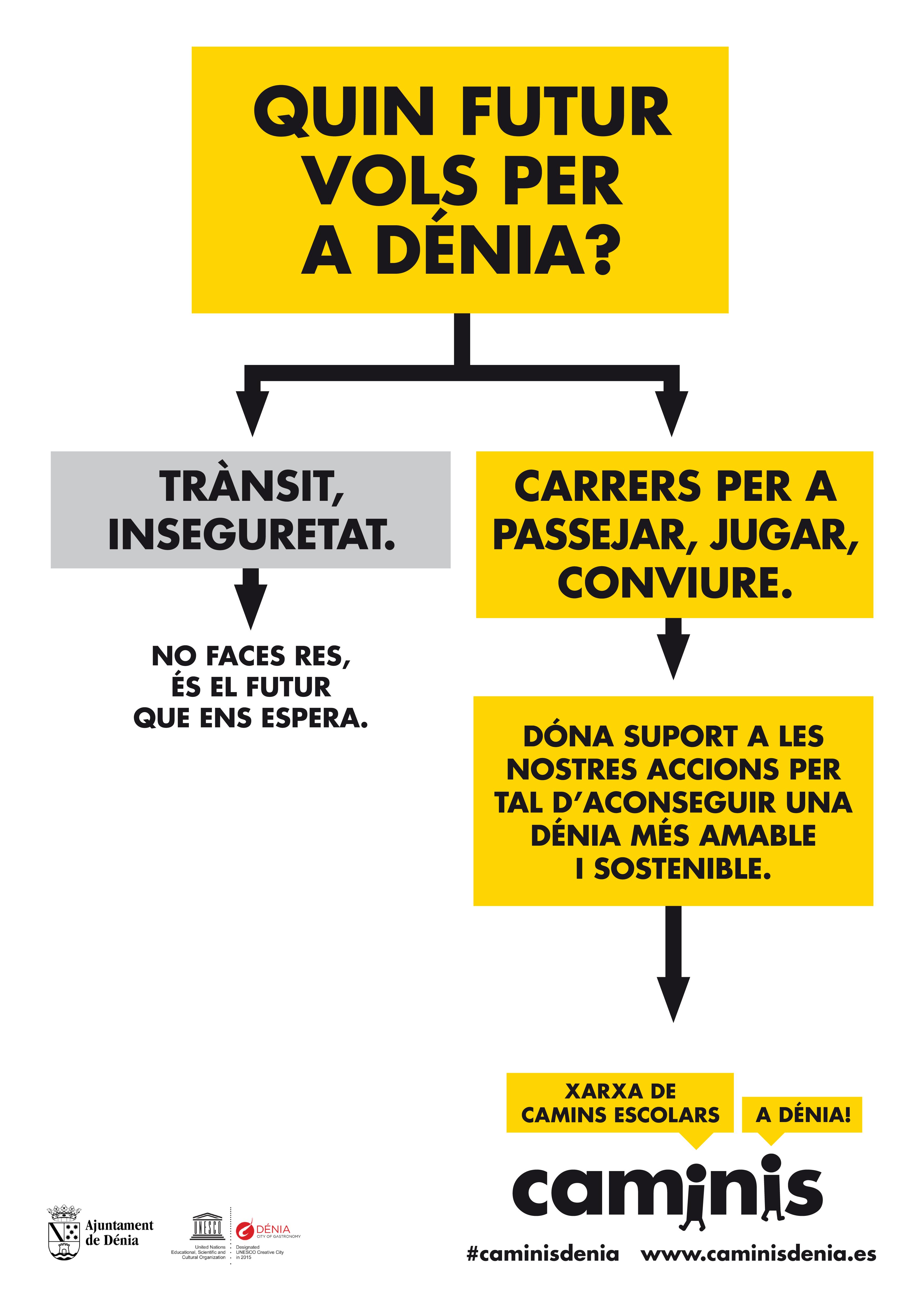 Xarxa de Camins Sostenibles de Denia