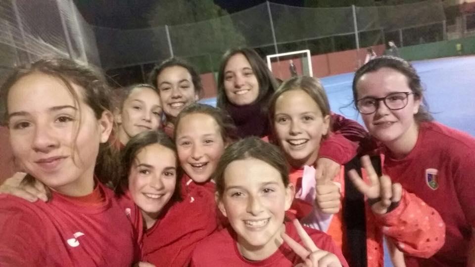 Futbol femenino CD Paidos
