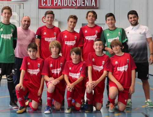 Horarios de fútbol sala y baloncesto del CD Paidos para el 9 y 10 de febrero