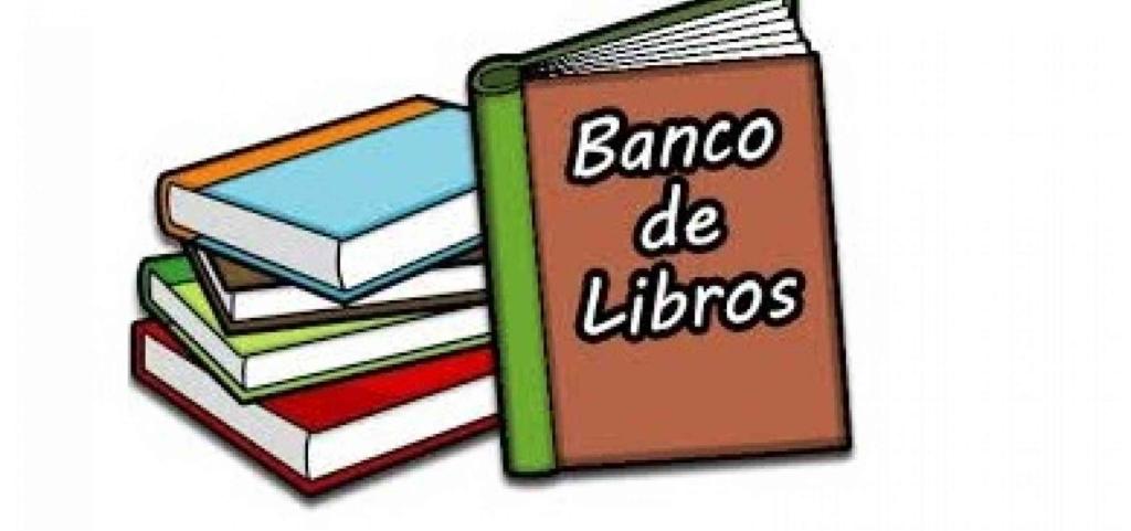 Banco de libros colegio Paidos Denia