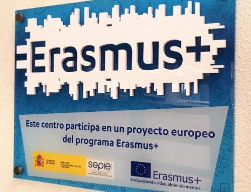 Comenzamos a trabajar en los nuevos proyectos europeos Erasmus +