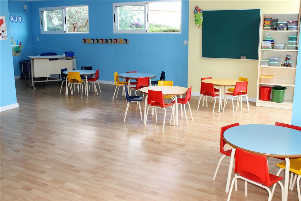 Educación Infantil centro Bambi en Denia