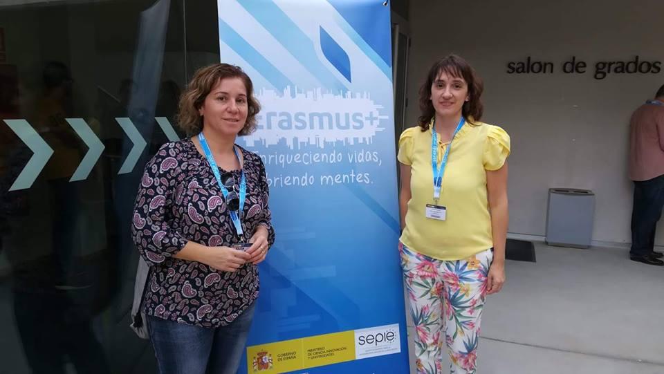 Erasmus + Colegio Paidos Denia