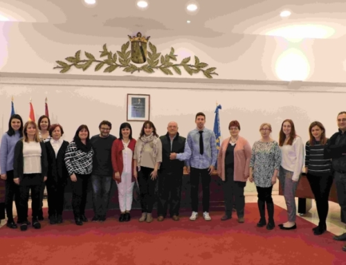 Paidos recibe a sus socios europeos del proyecto Erasmus+ VleaRning