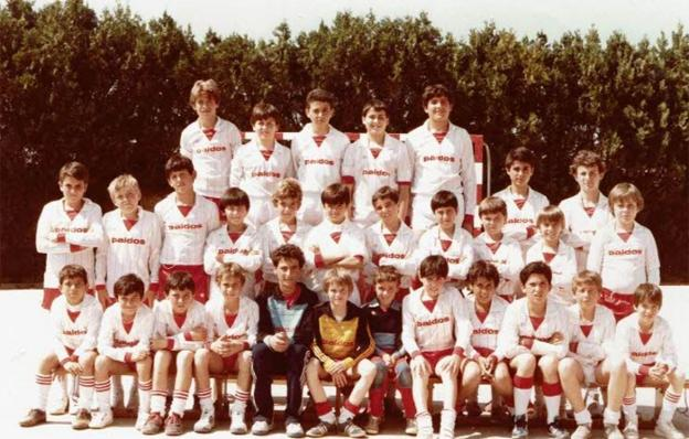 Equipos del CD Paidos Denia temporada 1984/85