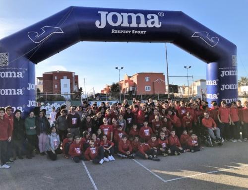 Paidos celebra el Día de la Paz con una carrera solidaria que recauda 2.600 euros