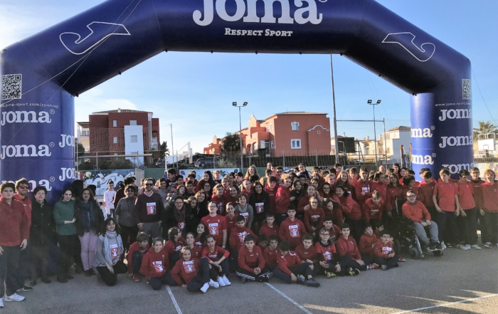 Carrera solidaria Paidos Save the Children