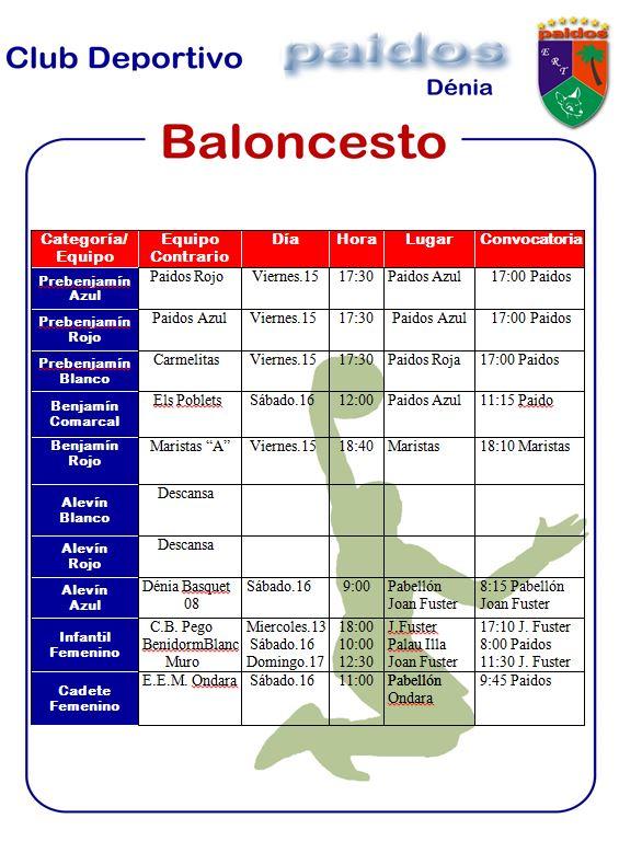 rio  Basket CD Paidos 16-02-19