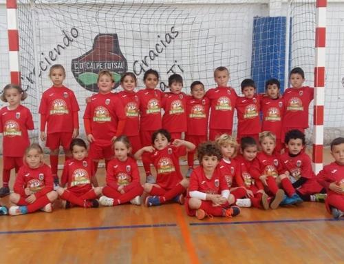 Horarios de fútbol sala y baloncesto del CD Paidos para el 5 y 6 de octubre