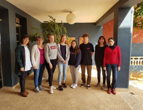 Proyecto Erasmus + VleaRning:  Intercambio de alumn@s con Finlandia