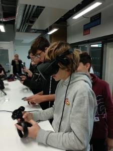 Paidos Denia proyecto Erasmus Plus Realidad Virtual y Aumentada