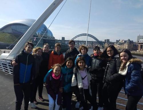 Alumnos de Paidos viajan a Inglaterra para experimentar el uso de la Realidad Virtual y Aumentada en las aulas