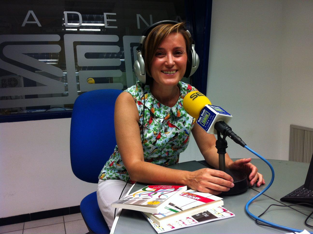 Lecina Fernández charla colegio Paidos Denia