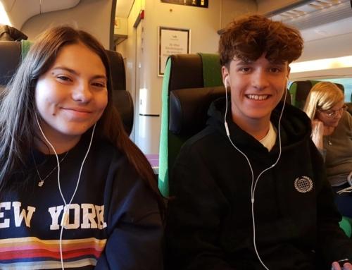Dos alumnos de Paidos participan durante dos meses en un programa europeo de movilidad en Finlandia