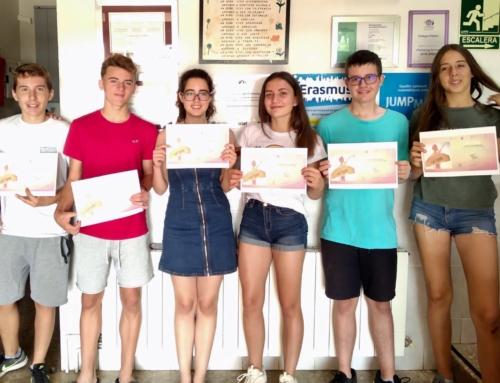 Alumnos de Paidos participan en un concurso de robótica organizado por la Universidad Politécnica de Valencia