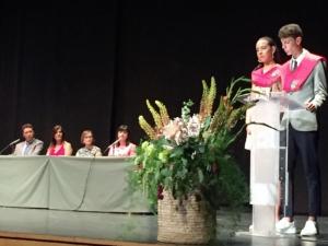 Graduación colegio Paidos 2019