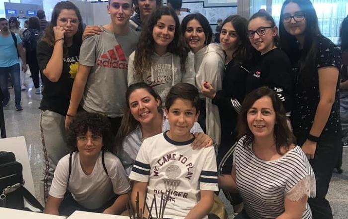 Paidos Denia Proyecto Erasmus + visita a Croacia