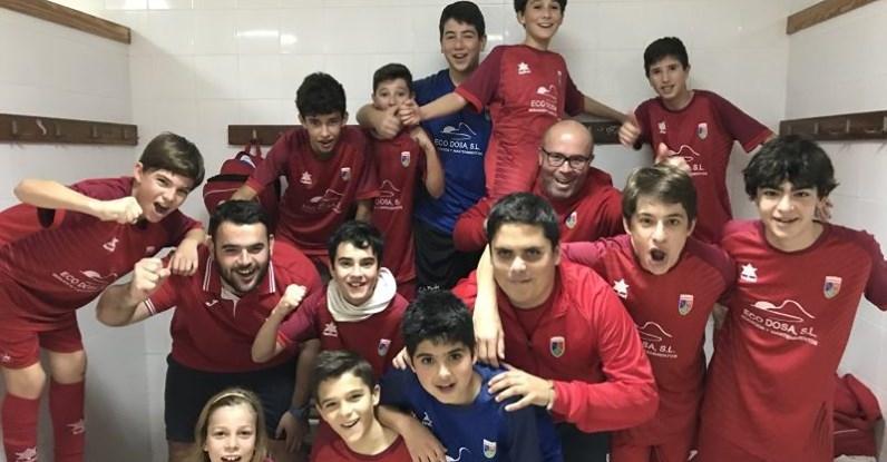 Paidos Denia infantil de fútbol sala