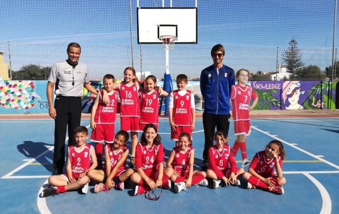 Foto basquet con Fernando Calatrava