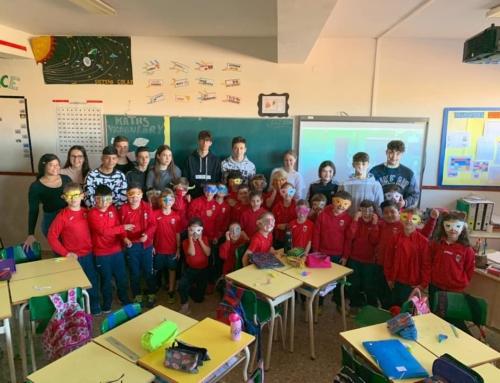 Campaña escolar contra el cambio climático: «Grandes Superhéroes para salvar el planeta»