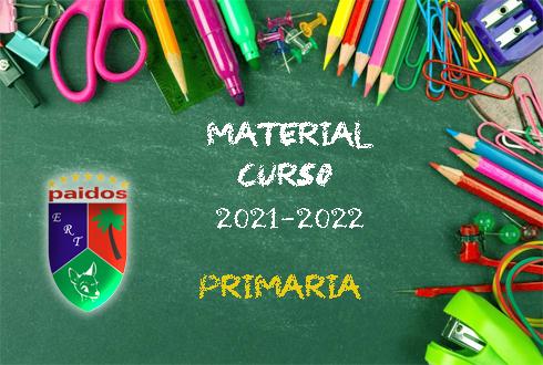 material primaria